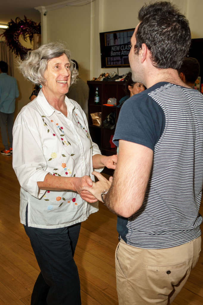 Dance at any age with Salsabor