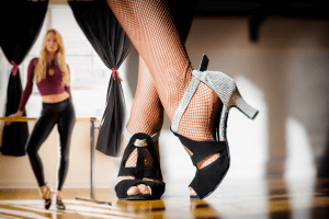 The right dance shoe will fit at Salsabor