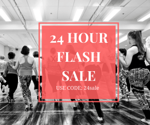 It's a 24 hour flash sale to the hottest ticket in town!