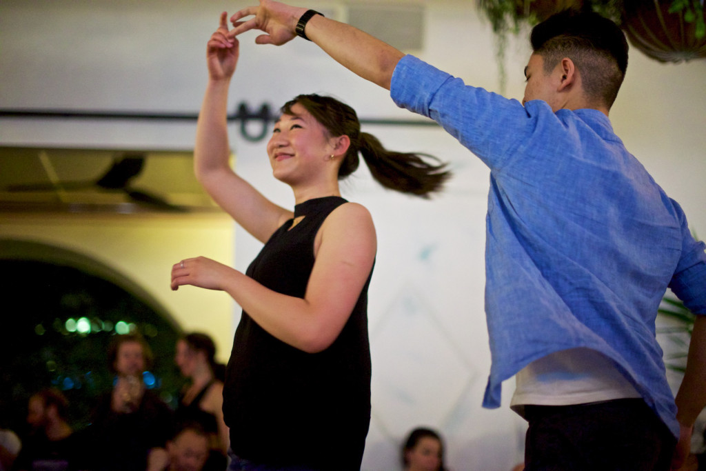 Salsabor salseros shine at the recent social competition